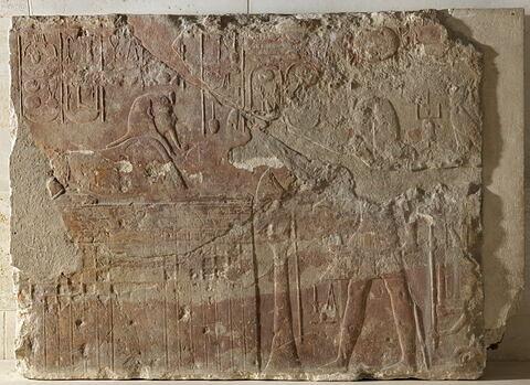 relief mural ; bloc de paroi