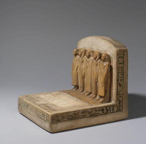 trois quarts gauche © 2015 Musée du Louvre / Christian Décamps