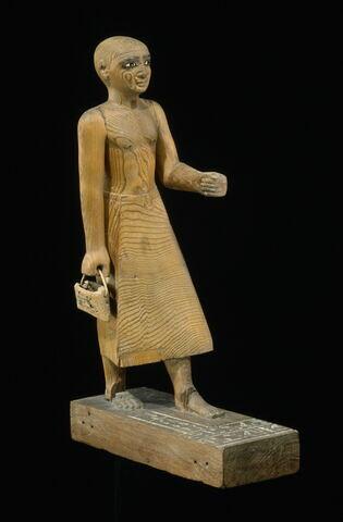 statue ; Statue d'Hétépi