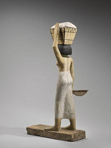 trois quarts dos © 2014 Musée du Louvre / Benjamin Soligny