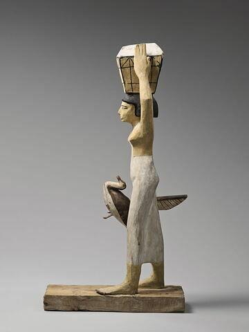 profil gauche © 2014 Musée du Louvre / Benjamin Soligny