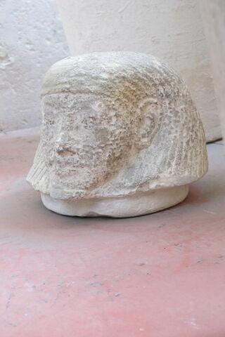 vue d'ensemble ; vue plongeante © 2019 Musée du Louvre / Antiquités égyptiennes