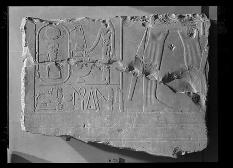 vue d'ensemble ; face, recto, avers, avant © Musée du Louvre / Maurice et Pierre Chuzeville