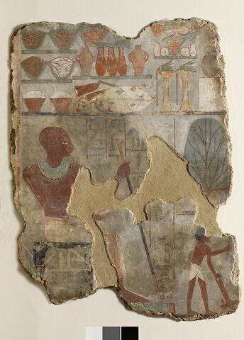 peinture murale ; Peinture d'Ounsou