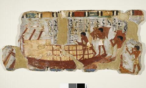 peinture murale ; Peinturé d'Ounsou