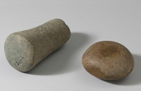polissoir cylindrique bombé