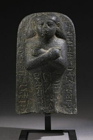 statue ; stèle ; serviteur funéraire