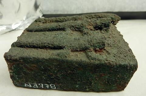 sarcophage de lézard