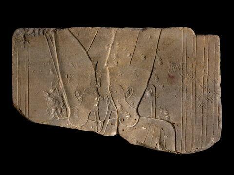 relief mural ; bloc de paroi ; pilier