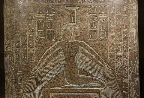 détail © 2005 Musée du Louvre / Christian Décamps
