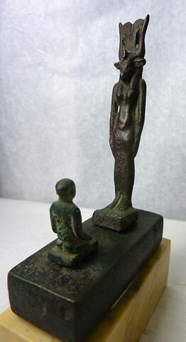 figurine ; figurine de donateur