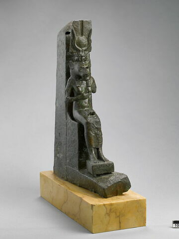 figurine ; sarcophage d'animal