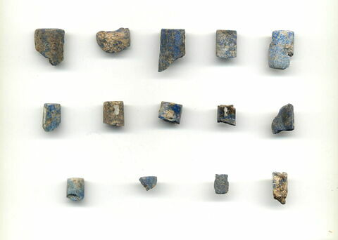 vue groupée © 2015 Musée du Louvre / Antiquités égyptiennes