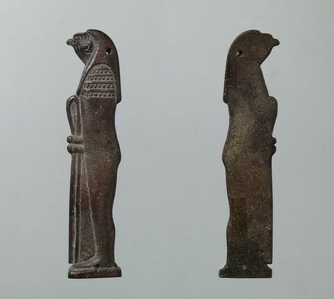 face, recto, avers, avant ; dos, verso, revers, arrière © 2014 Musée du Louvre / Christian Décamps