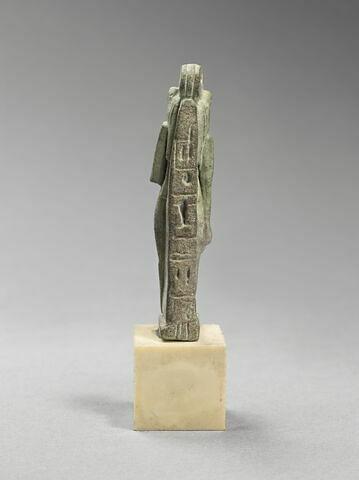 dos, verso, revers, arrière © 2014 Musée du Louvre / Raphaël Chipault