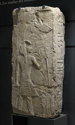 trois quarts face © 2016 Musée du Louvre / Christian Décamps