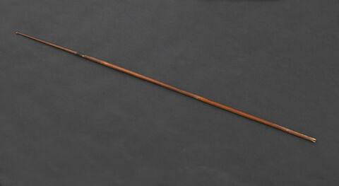 flèche ; pointe de flèche au tranchant transversal simple
