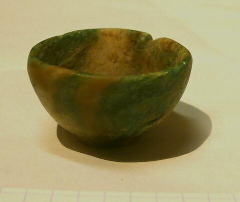 coupelle ; vase miniature