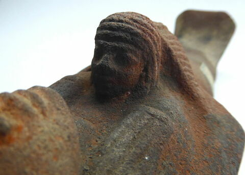 détail ; trois quarts © 2019 Musée du Louvre / Antiquités égyptiennes