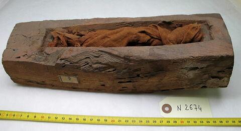 sarcophage d'animal