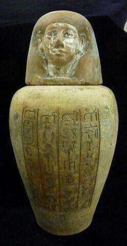 vue d'ensemble © 2012 Musée du Louvre / Antiquités égyptiennes