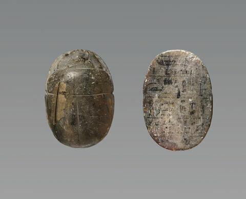 face, recto, avers, avant ; dos, verso, revers, arrière © 2018 Musée du Louvre / Christian Décamps