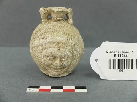 vase plastique ; aryballe ; moulage