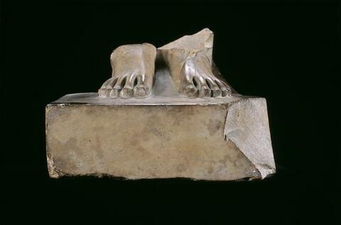 vue d'ensemble ; face, recto, avers, avant © 2005 Musée du Louvre / Georges Poncet