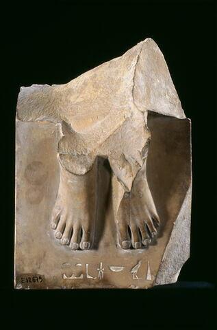vue d'ensemble ; vue plongeante © 2005 Musée du Louvre / Georges Poncet
