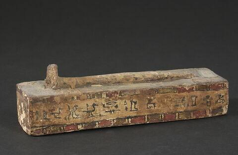 sarcophage de serpent