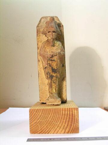 figurine d'Osiris à l'obélisque