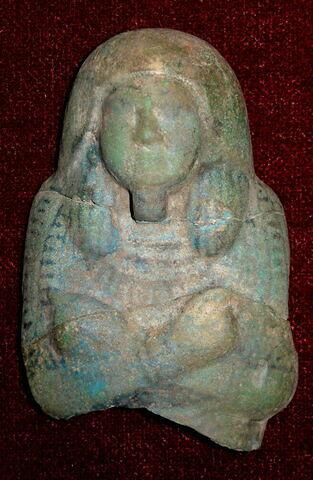 serviteur funéraire ; sarcophage à serviteur funéraire