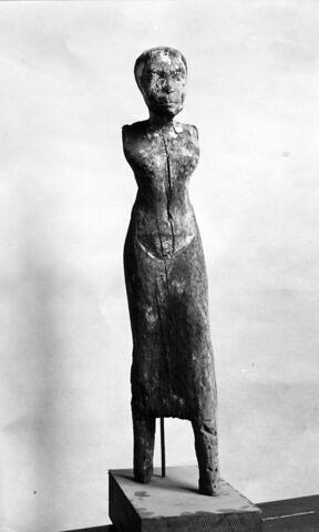 statue ; modèle