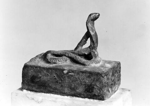 figurine ; sarcophage d'animal