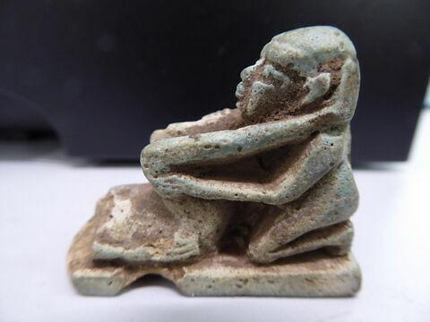 vue d'ensemble ; profil gauche © 2019 Musée du Louvre / Antiquités égyptiennes