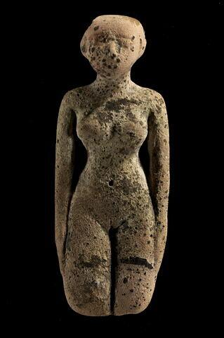 figurine féminine type Deir el Bahari