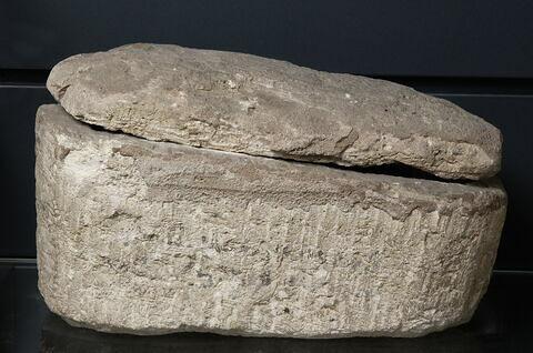 sarcophage d'animal ; sarcophage d'ibis