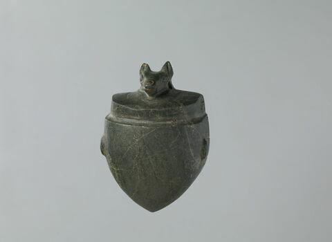 amulette ; scarabée de cœur