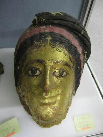 vue d'ensemble ; face, recto, avers, avant © 2011 Musée du Louvre / Antiquités égyptiennes