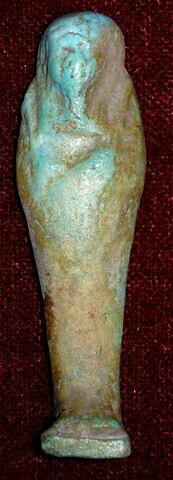 vue d'ensemble ; face, recto, avers, avant © 2012 Musée du Louvre / Antiquités égyptiennes
