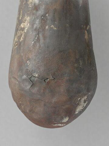 partie inférieure ; dos, verso, revers, arrière © 2013 Musée du Louvre / Raphaël Chipault