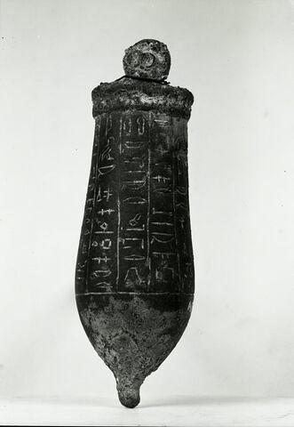 vue d'ensemble ; face B, face 2 © Musée du Louvre / Maurice et Pierre Chuzeville