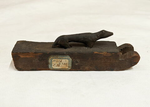 sarcophage de musaraigne  ; figurine