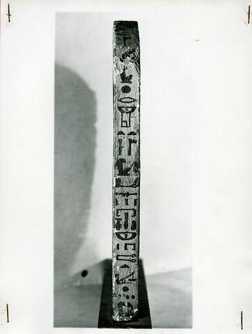 profil B ; vue d'ensemble © Musée du Louvre / Alexandre Séarl