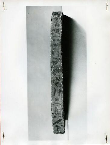 vue d'ensemble ; vue de dessus © Musée du Louvre / Alexandre Séarl