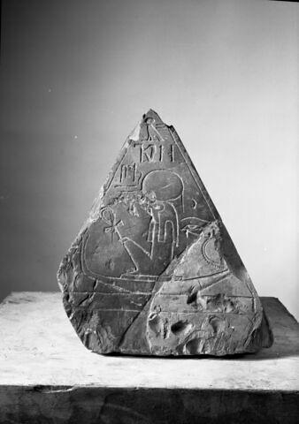 vue d'ensemble ; face D, face 4 © Musée du Louvre / Maurice et Pierre Chuzeville