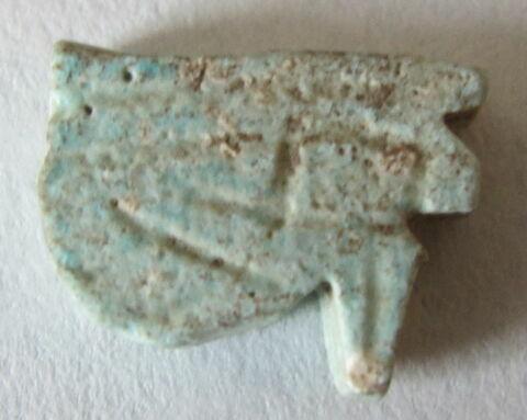 amulette oudjat simple biface