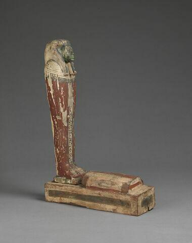 trois quarts droit © 2015 Musée du Louvre / Christian Décamps