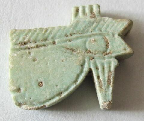 amulette oudjat simple monoface