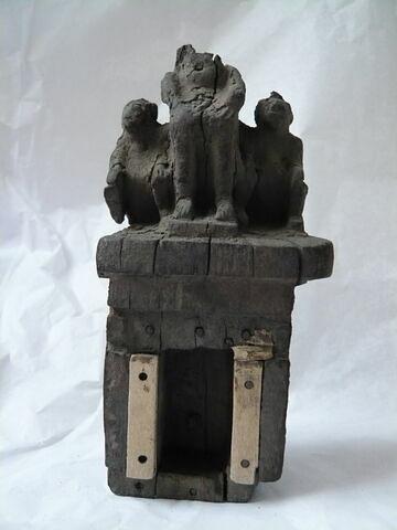 figurine ; naos